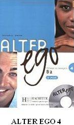 Френски език за начинаещи ALTER EGO 4
